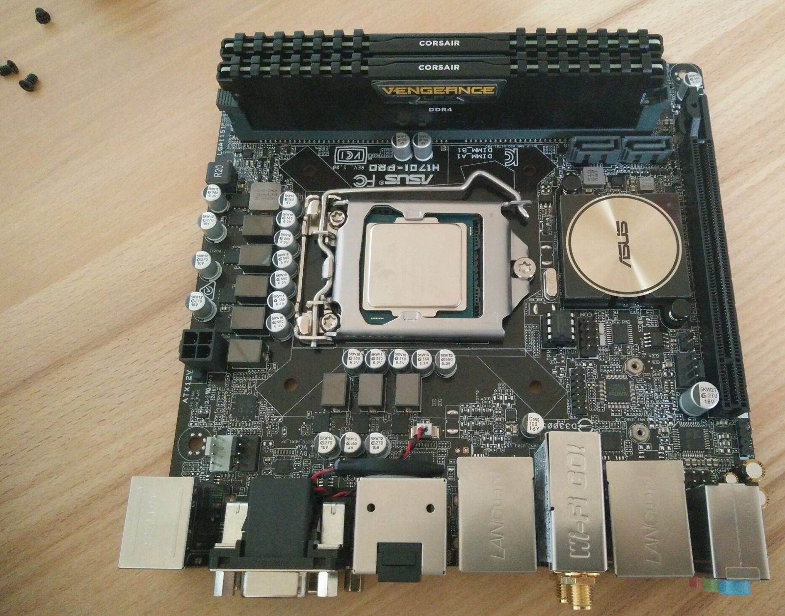mini pc mainboard ram
